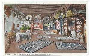 Interior Indian Bldg. Albuquerque NM