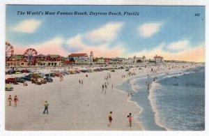 Daytona Beach, Florida, The World's Most Famous Beach