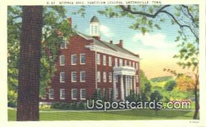 Science Hall, Tusculum College -tn_qq_3759