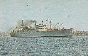 United States Naval Ship UPSHAR (T-AP 198) 1940-60s