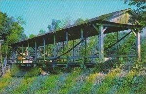 Ohio Germantown Montgomery County Little Twin Creek Covered Bridge