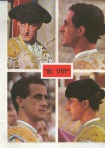 Postal 014815: El Viti (torero)