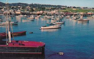 California Monterey Fisherman's Wharf