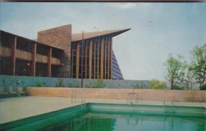 Kentucky Carrollton Swimming Pool & Lodge General Butler State Park 1966