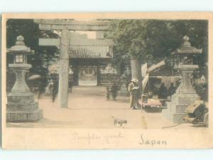 Pre-1907 NICE VIEW Country Of Japan i5337