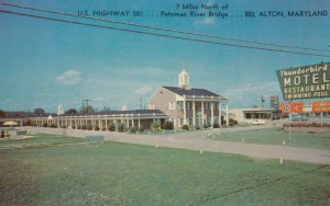 BEL ALTON , Maryland, 1950-60s ; Thunderbird Motel