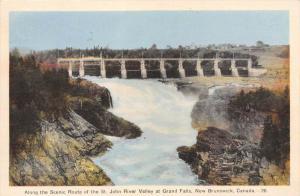 8630   New Brunswick     Grand Falls