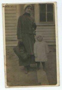 pc931 postcard Ethel Jenkins Margaret Peterborough 1916