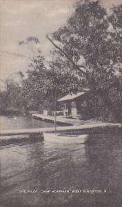 The Pilot,  Camp Hoffman,  West Kingston,  Rhode Island,   PU_ 00-10s