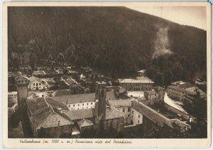 49553   CARTOLINA d'Epoca - FIRENZE provincia - Vallombrosa  1941