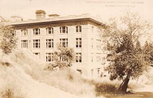 Constantinople Istanbul~Robert College~Engineering~Univ of Michigan~RPPC 1910