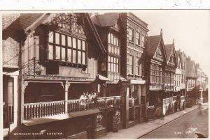 England Chester Watergate Street Photo