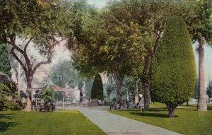 SACRAMENTO , California, 1900-10s ; The Plaza