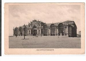 DENMARK, 1900-1910's; Glyptotheket