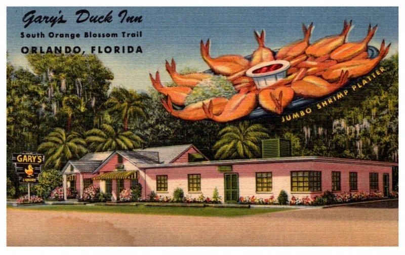 Florida  Orlando  Gary's Duck Inn