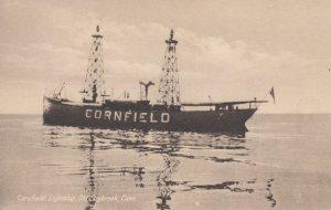 Cornfield LIGHTSHIP , OLD SAYBROOK , Conn. , 1910-30s
