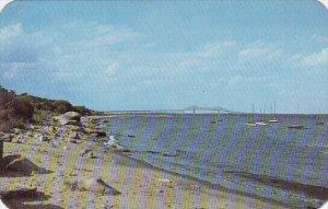 West Passage Narragansett Bay Wickford Rhode Island