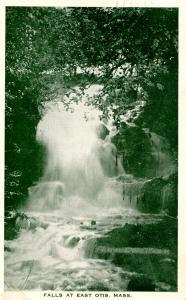 MA - East Otis. Falls