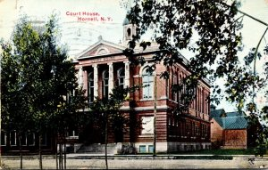 New York Hornell Court House 1910