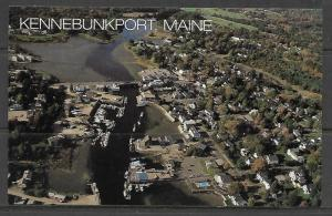 Maine, Kennebunkport - Greetings - River At Low Tide - [ME-108]