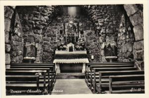 RP: DAMAS - Chapelle Ste Anaie , Syria , 30-40s