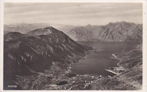 RP: Kotor , Montenegro, 20-40s
