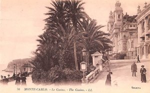 Le Casino Monte Carlo Unused