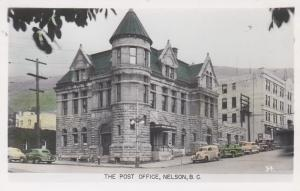 RP, The Post Office, Nelson, British Columbia, Canada, 1920-1940s