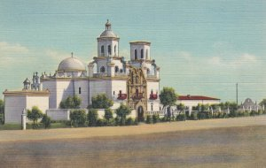 Mission San Xavier Del Bac , Arizona , 1930-40s
