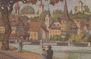 MUSEGG V. BAHNHOF AUS Ortg. Lith. v. Ernst E, Schlatter , 00-10s