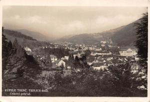 Slovakia Kupele Trenc Teplice-Bad Celkovy pohled
