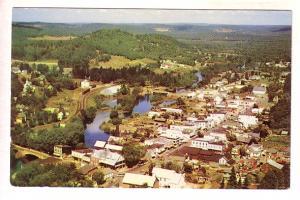 Aerial View, Bancroft, Ontario, Peterborough Post Cards