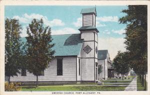 Swedish Church , PORT ALLEGANY , Pennsylvania , 00-10s