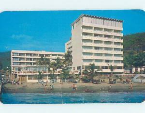 Pre-1980 HOTEL SCENE Puerto Vallarta - Jalisco Mexico F6455