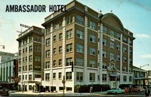 Florida Jacksonville Ambassador Hotel