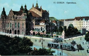 Germany Köln Opernhaus 03.29