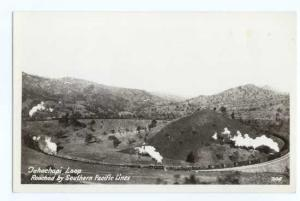 RPPC, Tehachapi Loop on Southern Pacific Railroad in California, CA, EKC RP