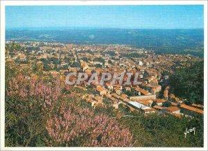 Postcard Modern Mazamet (Tarn) Colors and Light of France Vue Generale