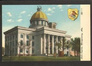 State Capitol Montgomery Alabama 1910c postcard