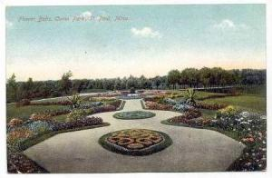 Flower Beds, Como Park, Minneapolis, Minnesota, 00-10s