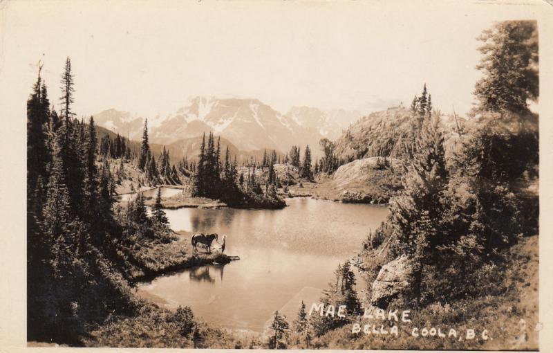 RP: Mae Lake , Bella Coola , B.C. , Canada , 30-40s