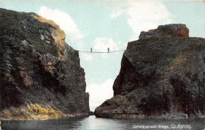 Northern Ireland Co. Antrim, Carrick-a-rede Bridge