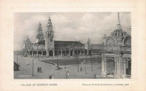 Palace of Women's Work, Franco-British Exhibition, London, England, Unused