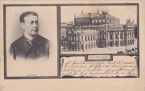 Austria Aussee Sonnenthal und Hofburgtheater 1905