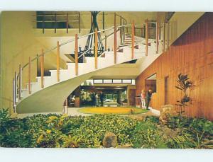 Pre-1980 RACQUET CLUB AT HOTEL San Juan Puerto Rico PR B2492