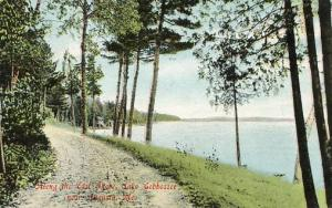 ME - Augusta. East Shore of Lake Cobbossee