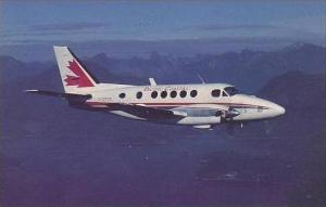 PACIFIC COASTAL AIRLINES BEECHCRAFT KING AIR 100 C-GPCB