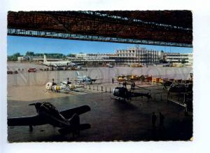199507 ITALY MILANO Airport Forlanini old postcard