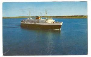 Motor Vessel Bluenose, Car Ferry, running between Yarmouth, Nova Scotia and B...