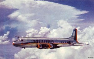 AMERICAN AIRLINES DC-6 FLAGSHIP AIRCRAFT